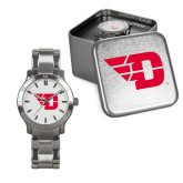 Mens Stainless Steel Fashion Watch-Flying D