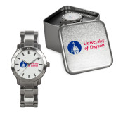 Mens Stainless Steel Fashion Watch-Primary University Logo