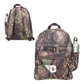 Heritage Supply Camo Computer Backpack-Flying D