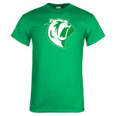 Kelly Green T Shirt-Athletic Mark