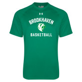 Under Armour Kelly Green Tech Tee-Basketball