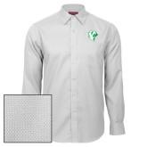 Red House White Diamond Dobby Long Sleeve Shirt-Athletic Mark