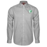 Red House Grey Plaid Long Sleeve Shirt-Athletic Mark