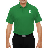 Under Armour Kelly Green Performance Polo-Athletic Mark
