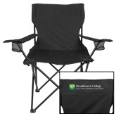 Deluxe Black Captains Chair-Primary Mark - Horizontal