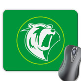 Full Color Mousepad-Bear in Circle