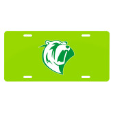 License Plate-Athletic Mark