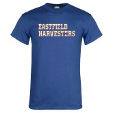 Royal T Shirt-Eastfield Harvesters