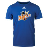 Adidas Royal Logo T Shirt-Eastfield Wave