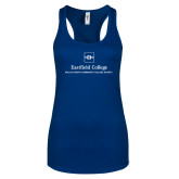 Next Level Ladies Royal Ideal Racerback Tank-Primary Mark