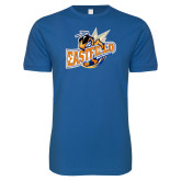 Next Level SoftStyle Royal T Shirt-Eastfield Wave