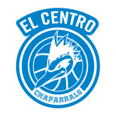 Medium Decal-El Centro Chaparrals, 8 inches tall