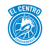 Small Decal-El Centro Chaparrals, 6 inches tall