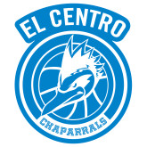 Extra Large Decal-El Centro Chaparrals, 18 inches tall