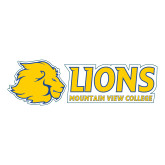 Large Decal-Lions w/ Lion Head, 12 inches wide