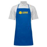 Full Length Royal Apron-Lions w/ Lion Head