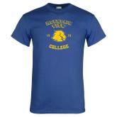 Royal T Shirt-Mountain View Lions Est 1970