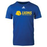 Adidas Royal Logo T Shirt-Lions w/ Lion Head