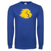 Royal Long Sleeve T Shirt-Lion Head