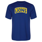 Performance Royal Tee-Mountain View College Lions in Box