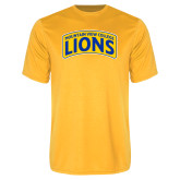 Performance Gold Tee-Mountain View College Lions in Box