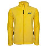 Fleece Full Zip Gold Jacket-Grandpa