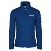Columbia Ladies Full Zip Royal Fleece Jacket-Lions w/ Lion Head