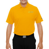 Under Armour Gold Performance Polo-Lions w/ Lion Head