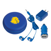 3 in 1 Royal Audio Travel Kit-Lion Head