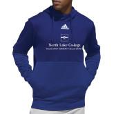 Adidas Royal Team Issue Hoodie-Primary Mark