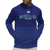 Adidas Royal Team Issue Hoodie-Arched
