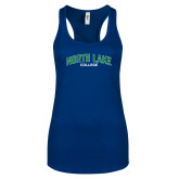 Next Level Ladies Royal Ideal Racerback Tank-Arched