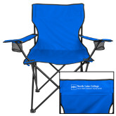 Deluxe Royal Captains Chair-Primary Mark - Horizontal