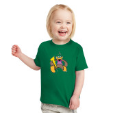 Toddler Kelly Green T Shirt-Thunderduck
