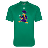 Under Armour Kelly Green Tech Tee-TD Graduating
