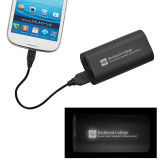 LIGHT UP LOGO Power Bank-Primary Mark - Horizontal Engraved