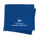 Royal Sweatshirt Blanket-Primary Mark