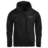 Black Charger Jacket-Primary Mark - Horizontal