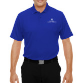 Dallas County Comm Under Armour Royal Performance Polo-Primary Mark