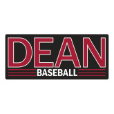 Large Decal-Baseball, 12 inches wide