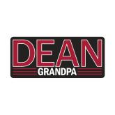 Small Decal-Grandpa, 6 inches wide