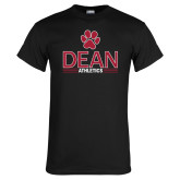 Black T Shirt-Dean Athletics