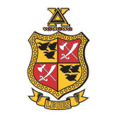 Large Decal-Contemporary Coat Of Arms