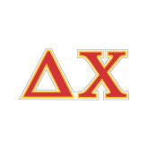Extra Small Decal-Greek Letters