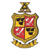 Extra Large Decal-Contemporary Coat Of Arms