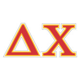 Extra Large Decal-Greek Letters