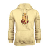 Champion Vegas Gold Fleece Hoodie-Legacy Coat Of Arms