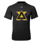 Under Armour Black Tech Tee-Badge