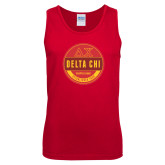 Red Tank Top-Chapter Round