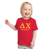 Toddler Red T Shirt-Legacy